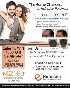 NeoGraft Event